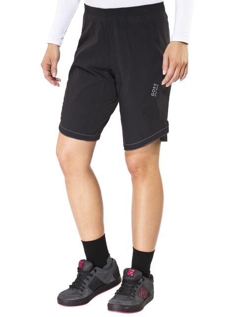 GORE BIKE WEAR Element 2in1 Shorts+ Lady back